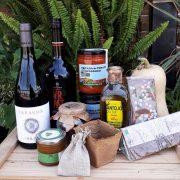 caja regalo gourmet