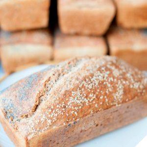 pan de espelta con semillas