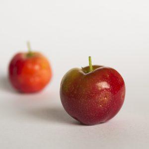 manzana crimson ecológica